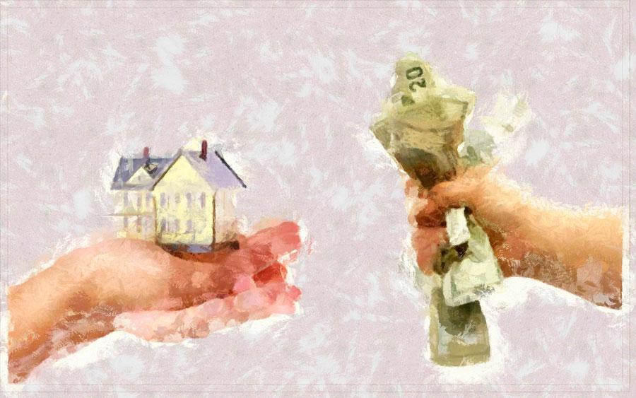 Продать квартиру с обременением